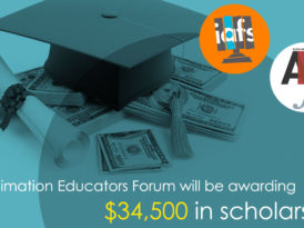 ASIFA-Hollywood's Animation Educators Forum Scholarships