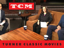 AEF's Aubry Mintz Will Appear with Co-Author Ellen Besen on TCM!