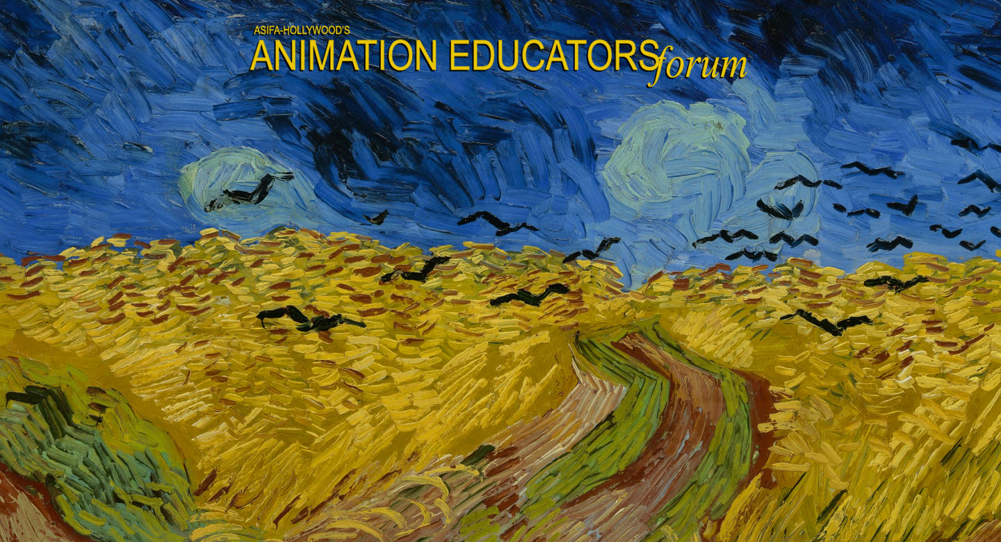animation educators forum