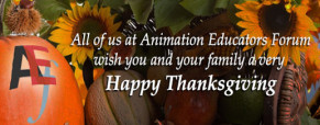 Happy #Thanksgiving from #AEF